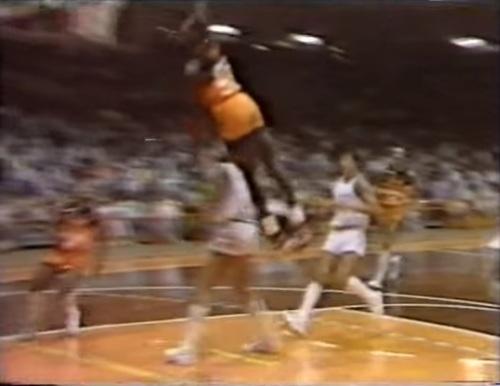 Michael Jordan's Game-Worn 'Shattered