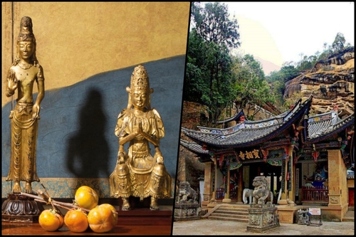 A Glimpse Into History Of The Dali Kingdom In China Through Buddhist Sculptures Feature Series The Value Art News