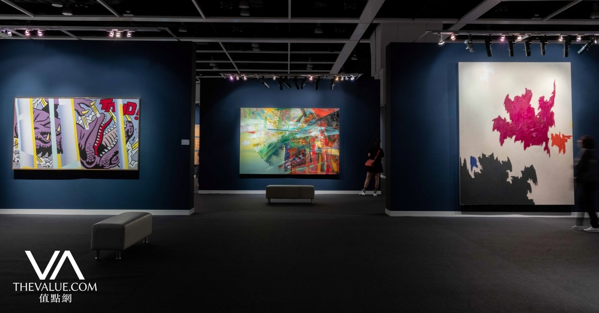Western artists dominate the Asian market, claiming all three of the best places at Sotheby's Contemporary Art Auction in Hong Kong    Auction news  VALUE