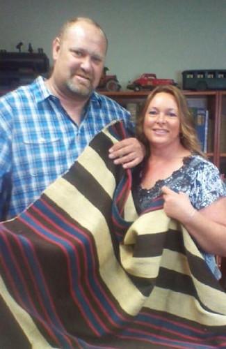 Family Heirloom Blanket