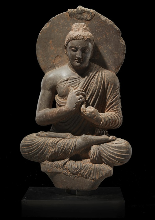 An Overview Of Buddhist Images In Gandhara Sri Lanka Tibetan Religious Art Auctions News The Value Art News