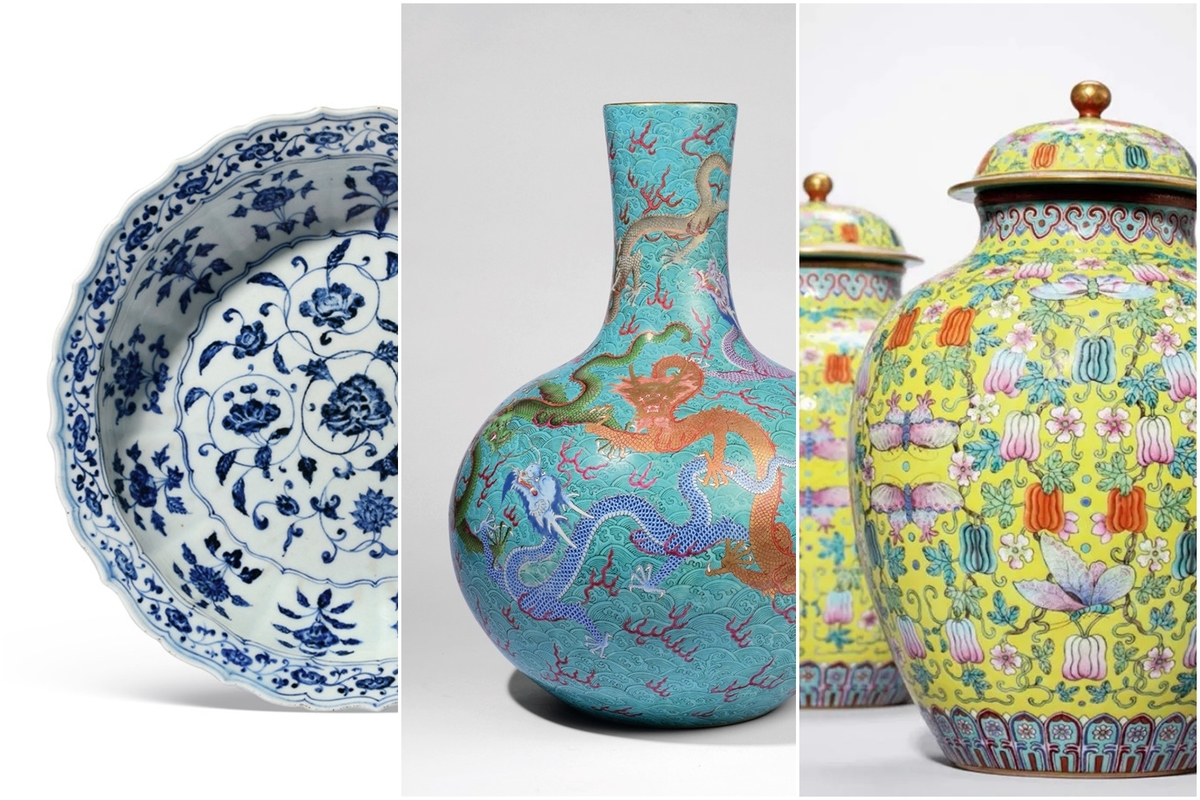 A rare chinese famille rose vase sold for rmb 115m despite flaw a rare chinese famille rose vase sold for rmb 115m despite flaw at bottom auctions news the value reviewsmspy
